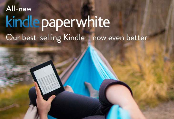 New 2015 Kindle Paperwhite reviews