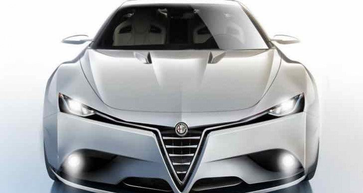 New 2016 Alfa Romeo Giulia debut, details coming today