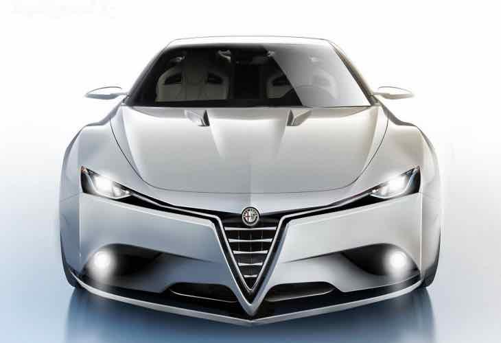 New 2016 Alfa Romeo Giulia release date