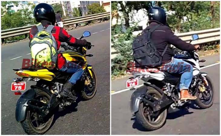New 2016 Bajaj Pulsar 200NS bikes