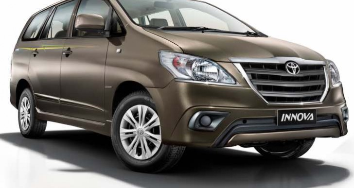 New 2016 Toyota Innova price in India following Indonesian launch