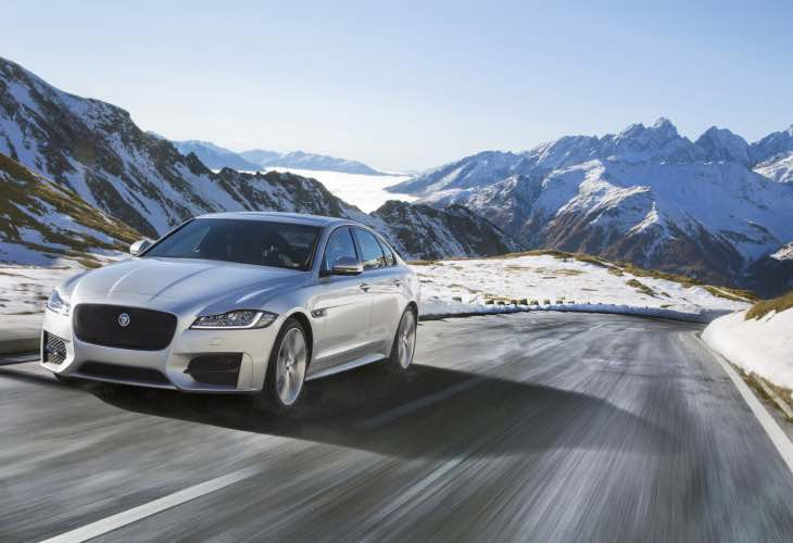 New 2017 AWD Jaguar XF