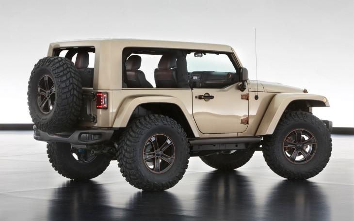 New 2017 Jeep Wrangler