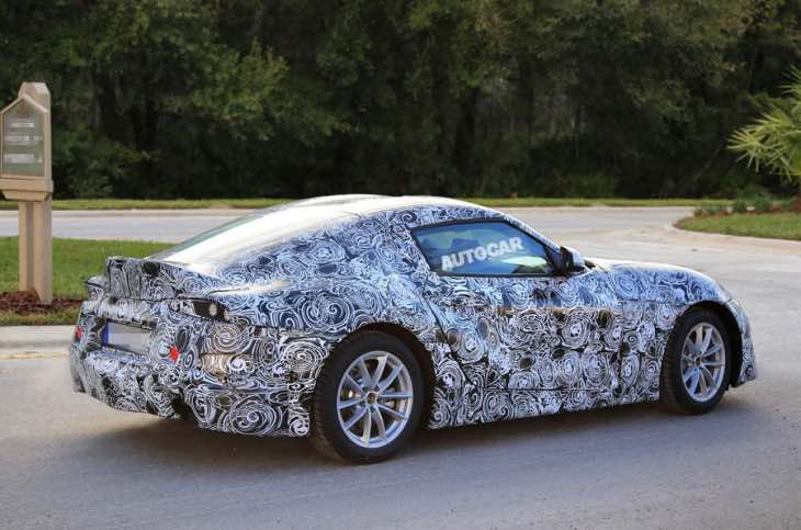 2017 Toyota Supra >> New 2017 Toyota Supra Production Model Pictures Reveals Finished