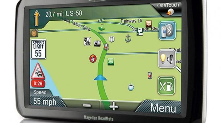 New 7-Inch Magellan RoadMate RV9365T-LMB GPS