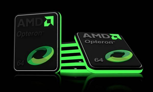 New AMD Opteron processors aim for Cloud computing