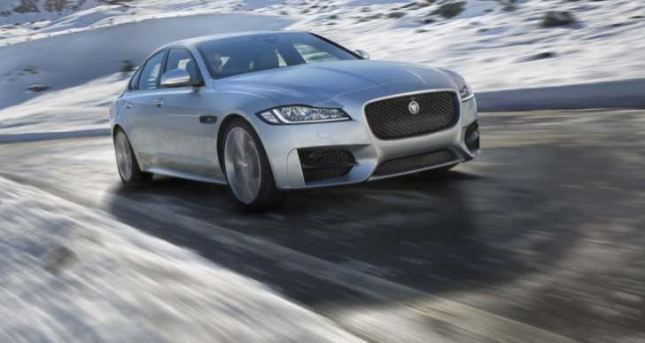 New AWD Jaguar XF available to order today