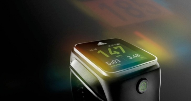 New Adidas smartwatch follows Nike