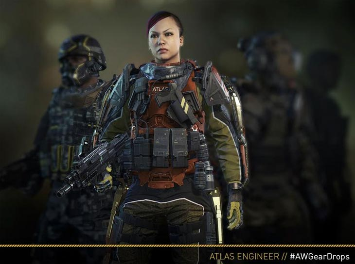 COD Advanced Warfare servers down on March 20