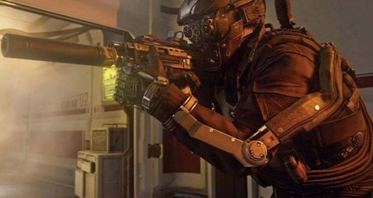 Advanced Warfare PS4 update 1.12 countdown