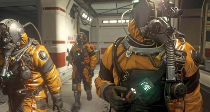 New Advanced Warfare update notes on Dec 4?