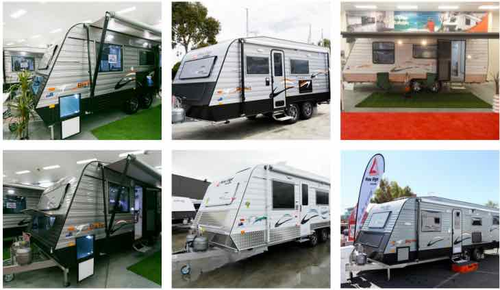 New Age Caravans Big Red