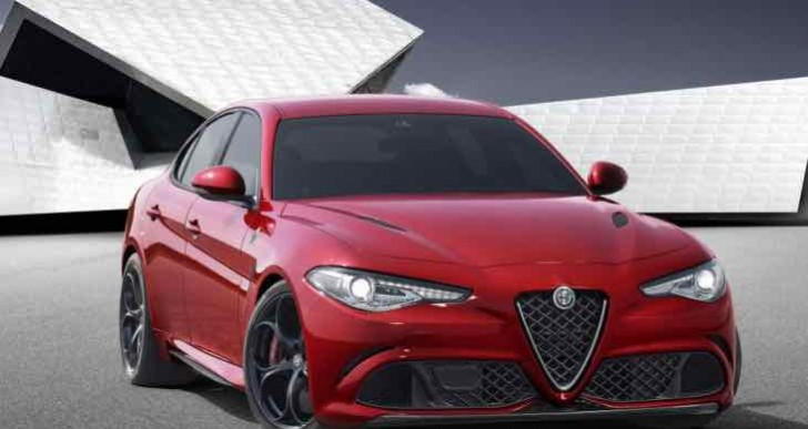 New Alfa Romeo Giulia technical specs, price MIA