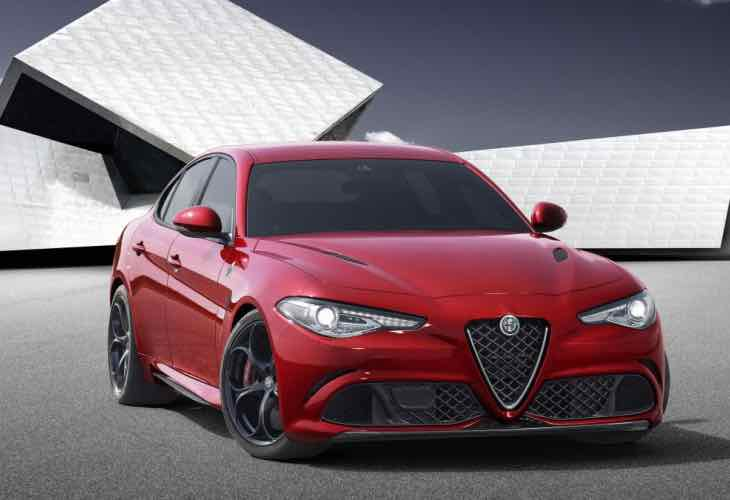 New Alfa Romeo Giulia technical specs