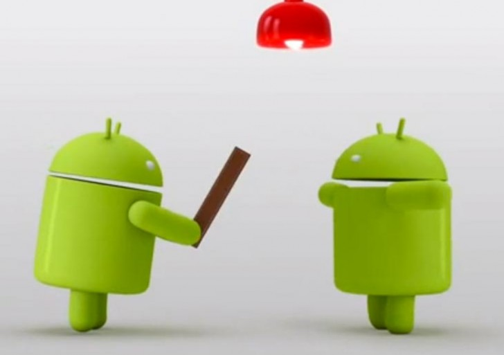 New Android 4.4 KitKat videos launch