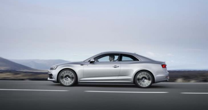Review of 2017 Audi A5 changes before 2016 release