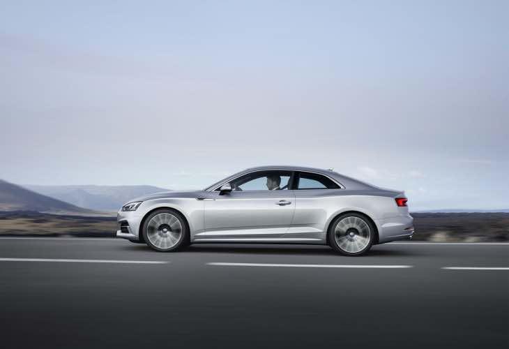 New Audi A5 specs