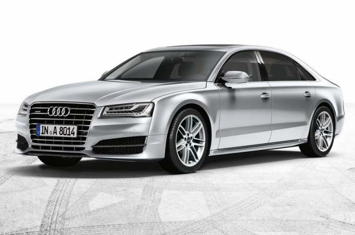 New Audi A8 trim level for 2015 with MY16
