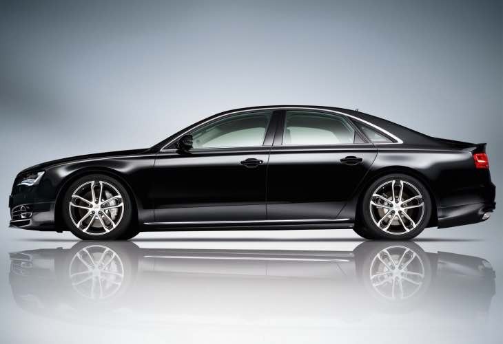 New Audi A8 trim level for 2016