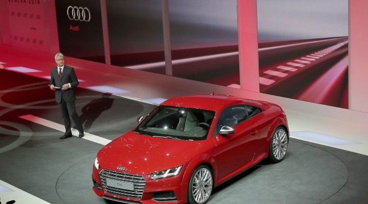 New Audi TT release date, price, specs and interior