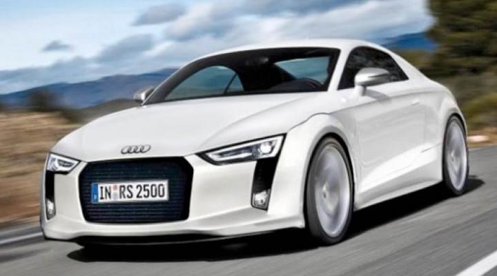 New 2015 Audi TT specs revealed
