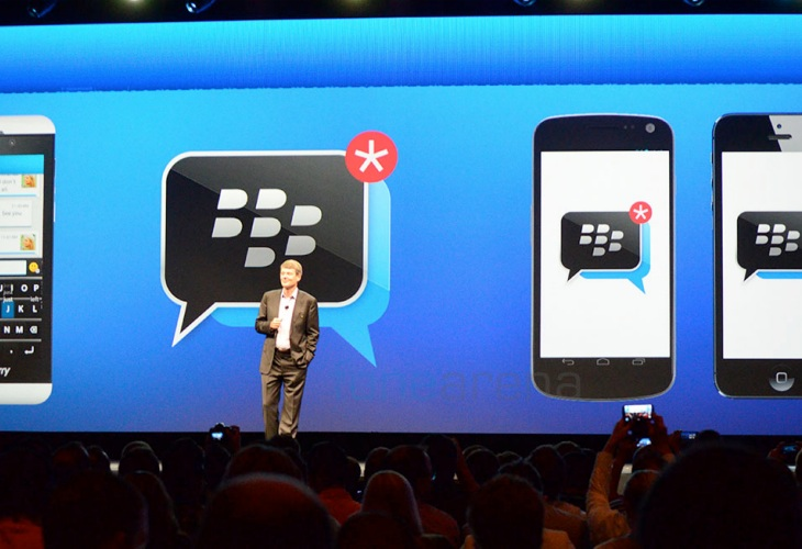 New BBM for iPhone and Android promise, but no date