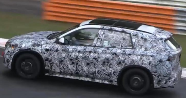 New BMW X1 to launch in 2016, on track now