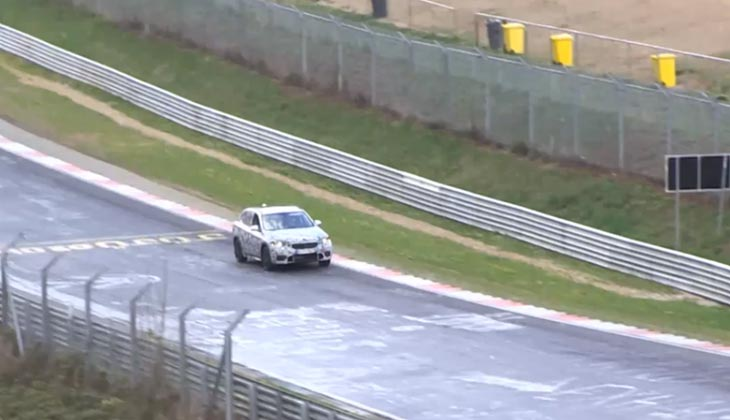 New-BMW-X1-on-race-track-in-2014