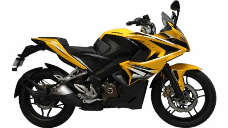 New Bajaj Pulsar RS200 variant