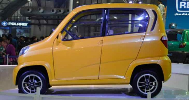 New Bajaj RE60 car release update for July