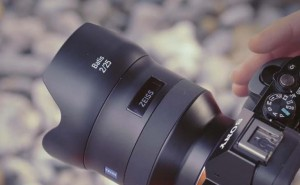 New Batis lenses for mirrorless Sony α series by ZEISS