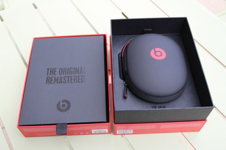 New Beats Studio 2013 first look
