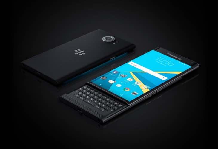 New BlackBerry devices