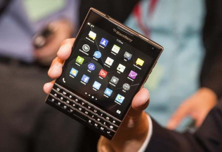 New BlackBerry tablet release delay
