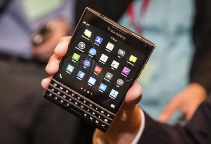 New BlackBerry tablet release delay
