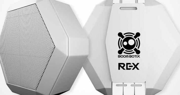 New Boombotix Chambers Collection line of speakers