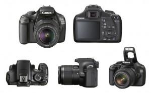New Canon 1100D DSLR video reviews emerge