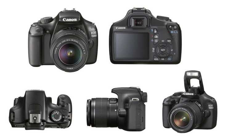 New Canon 1100D DSLR video reviews emerge