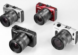New Canon EOS M models and lenses commitment