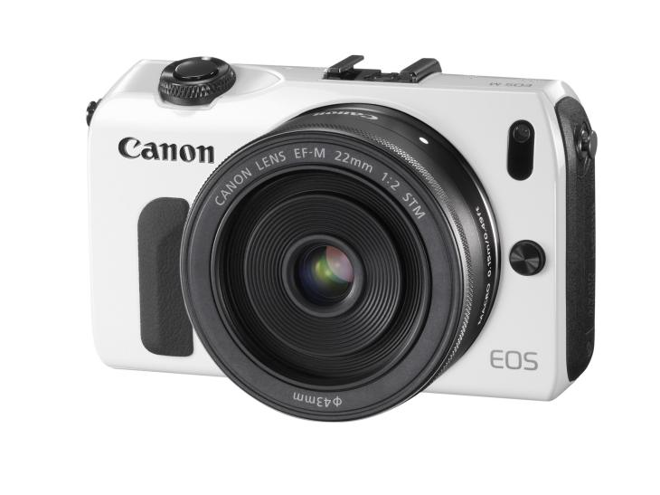 New Canon EOS M models and lenses