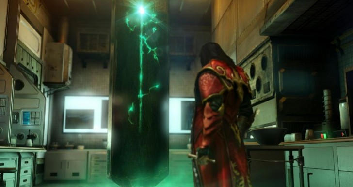 New Castlevania: Lords of Shadow 2 gameplay images