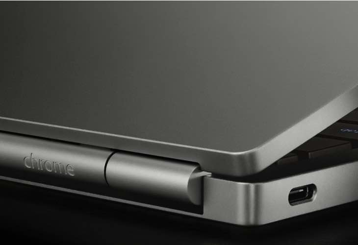 New Chromebook Pixel 2015 specs