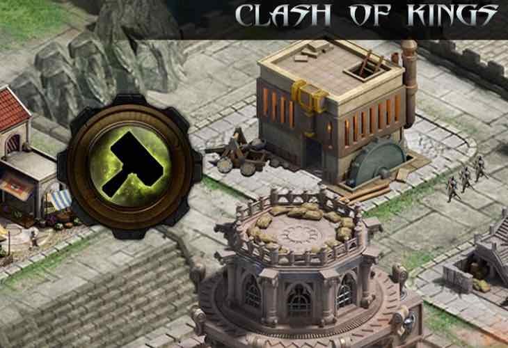New Clash of Kings skills list