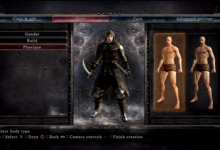 New Dark Souls 2 outfits and weapons teased