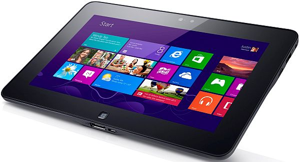 New Dell Latitude 10 tablet with low price for enterprise