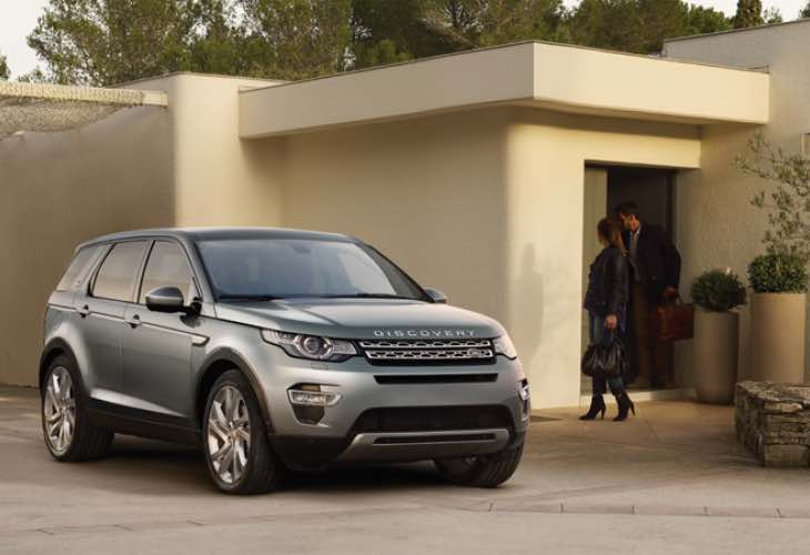 New Discovery Sport engine options for efficiency