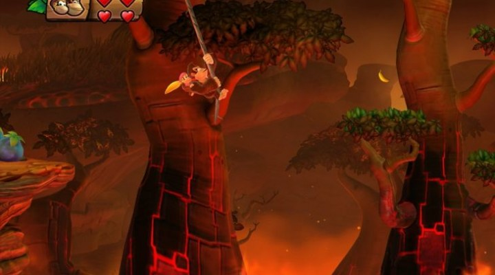 New Donkey Kong Country: Tropical Freeze trailer