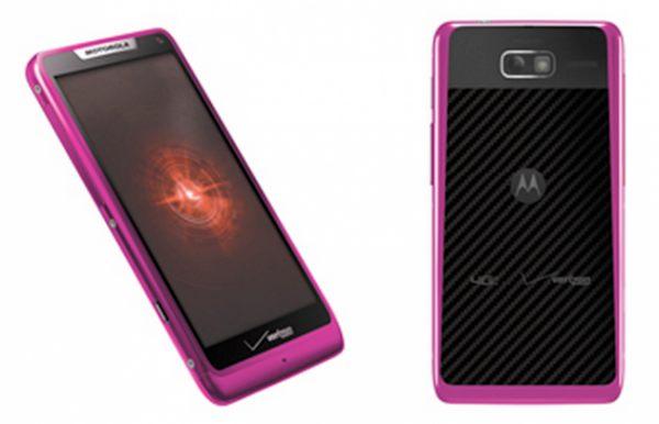 New Droid RAZR M and Lumia 822 color option