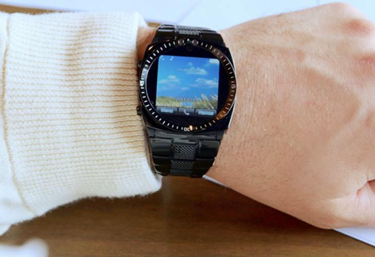 New Epic smartwatch Kickstarter looking for Pebble success ...