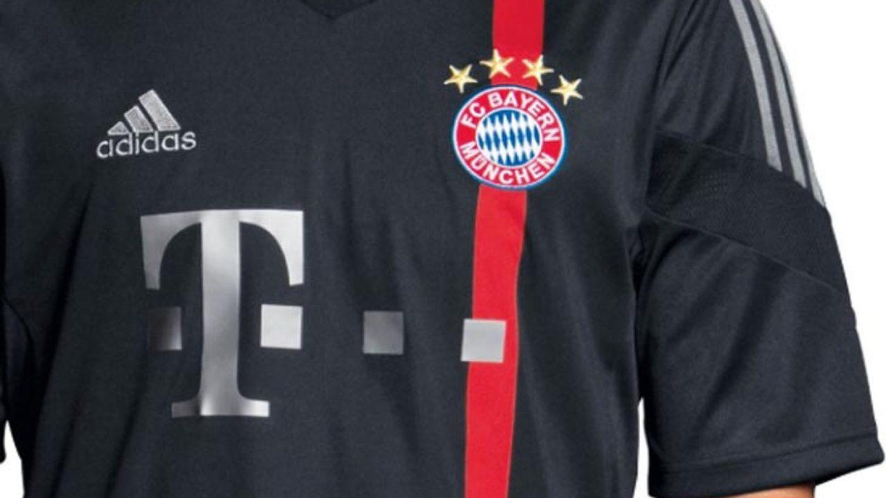 competitive price 7c222 ec336 New FC Bayern Munich Champions League kit by FIFA 14 mod ...